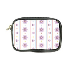 Beans Flower Floral Purple Coin Purse by Alisyart