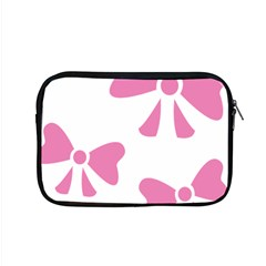 Bow Ties Pink Apple Macbook Pro 15  Zipper Case by Alisyart