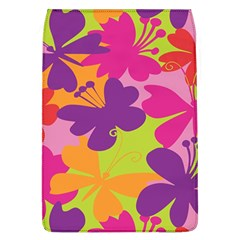 Butterfly Animals Rainbow Color Purple Pink Green Yellow Flap Covers (l)  by Alisyart
