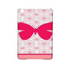 Butterfly Animals Pink Plaid Triangle Circle Flower Ipad Mini 2 Hardshell Cases by Alisyart