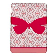 Butterfly Animals Pink Plaid Triangle Circle Flower Ipad Air 2 Hardshell Cases by Alisyart