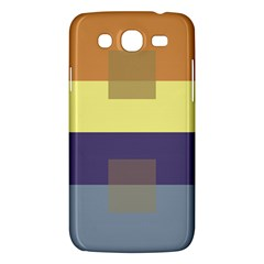Color Therey Orange Yellow Purple Blue Samsung Galaxy Mega 5 8 I9152 Hardshell Case  by Alisyart