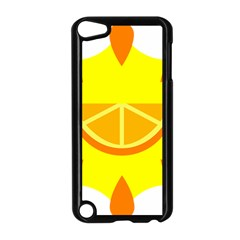Citrus Cutie Request Orange Limes Yellow Apple Ipod Touch 5 Case (black) by Alisyart