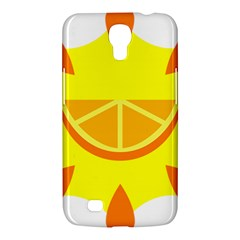 Citrus Cutie Request Orange Limes Yellow Samsung Galaxy Mega 6 3  I9200 Hardshell Case by Alisyart