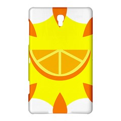 Citrus Cutie Request Orange Limes Yellow Samsung Galaxy Tab S (8 4 ) Hardshell Case  by Alisyart