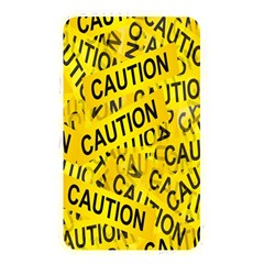 Caution Road Sign Cross Yellow Memory Card Reader by Alisyart