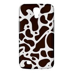 Dalmantion Skin Cow Brown White Samsung Galaxy Mega 6 3  I9200 Hardshell Case