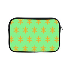 Flower Floral Different Colours Green Orange Apple Ipad Mini Zipper Cases by Alisyart