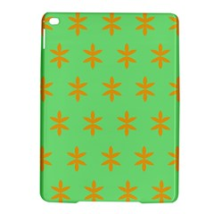 Flower Floral Different Colours Green Orange Ipad Air 2 Hardshell Cases by Alisyart