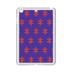 Flower Floral Different Colours Purple Orange Ipad Mini 2 Enamel Coated Cases by Alisyart