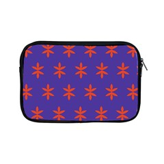 Flower Floral Different Colours Purple Orange Apple Ipad Mini Zipper Cases by Alisyart