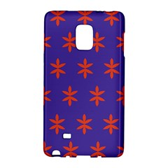 Flower Floral Different Colours Purple Orange Galaxy Note Edge by Alisyart