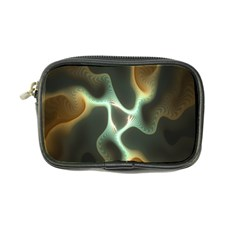 Colorful Fractal Background Coin Purse