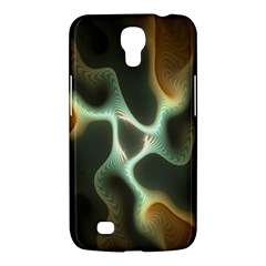 Colorful Fractal Background Samsung Galaxy Mega 6 3  I9200 Hardshell Case