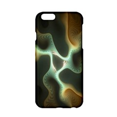 Colorful Fractal Background Apple Iphone 6/6s Hardshell Case by Simbadda