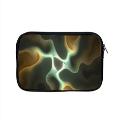 Colorful Fractal Background Apple Macbook Pro 15  Zipper Case
