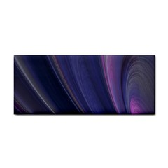 Purple Fractal Cosmetic Storage Cases by Simbadda