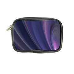 Purple Fractal Coin Purse