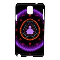 Hypocloid Samsung Galaxy Note 3 N9005 Hardshell Case by Simbadda