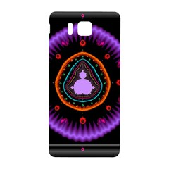 Hypocloid Samsung Galaxy Alpha Hardshell Back Case by Simbadda