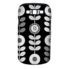 Floral Pattern Seamless Background Samsung Galaxy S Iii Classic Hardshell Case (pc+silicone)