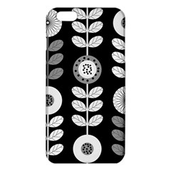 Floral Pattern Seamless Background Iphone 6 Plus/6s Plus Tpu Case by Simbadda