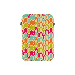 Abstract Pattern Colorful Wallpaper Apple Ipad Mini Protective Soft Cases by Simbadda