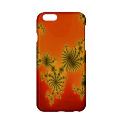 Decorative Fractal Spiral Apple Iphone 6/6s Hardshell Case by Simbadda