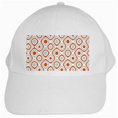 Pattern Background Abstract White Cap