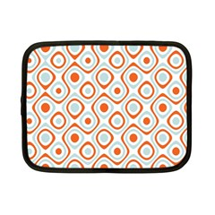 Pattern Background Abstract Netbook Case (small)  by Simbadda