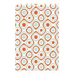 Pattern Background Abstract Shower Curtain 48  X 72  (small)  by Simbadda