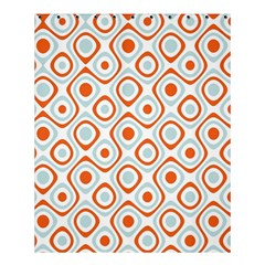 Pattern Background Abstract Shower Curtain 60  X 72  (medium)  by Simbadda