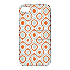 Pattern Background Abstract Apple Iphone 4/4s Hardshell Case With Stand by Simbadda