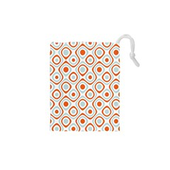 Pattern Background Abstract Drawstring Pouches (xs)  by Simbadda