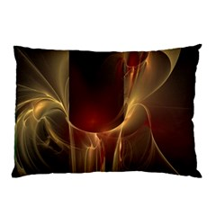 Fractal Image Pillow Case (two Sides) by Simbadda