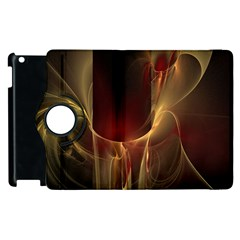 Fractal Image Apple Ipad 2 Flip 360 Case by Simbadda