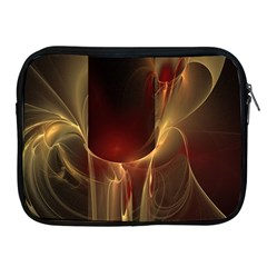 Fractal Image Apple Ipad 2/3/4 Zipper Cases by Simbadda