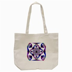 Ring Segments Tote Bag (cream) by Simbadda