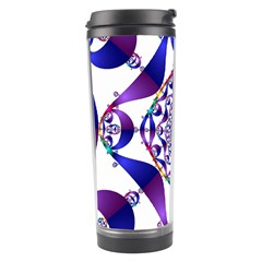 Ring Segments Travel Tumbler