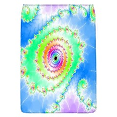 Decorative Fractal Spiral Flap Covers (l)  by Simbadda