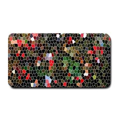 Colorful Abstract Background Medium Bar Mats by Simbadda