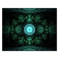Grand Julian Fractal Rectangular Jigsaw Puzzl