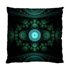 Grand Julian Fractal Standard Cushion Case (two Sides)