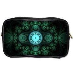 Grand Julian Fractal Toiletries Bags 2-side by Simbadda