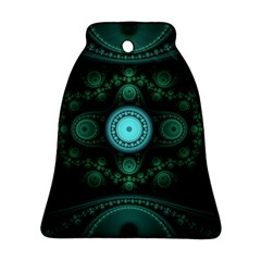 Grand Julian Fractal Bell Ornament (two Sides) by Simbadda