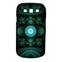 Grand Julian Fractal Samsung Galaxy S Iii Classic Hardshell Case (pc+silicone) by Simbadda