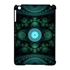 Grand Julian Fractal Apple Ipad Mini Hardshell Case (compatible With Smart Cover) by Simbadda