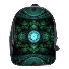 Grand Julian Fractal School Bags (xl)  by Simbadda