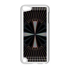Fractal Rays Apple Ipod Touch 5 Case (white)