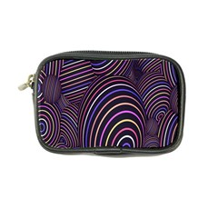 Abstract Colorful Spheres Coin Purse